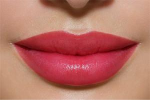 Цветокоррекция татуажа губ