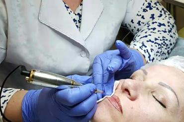 Обучение по базовому курсу перманентного макияжа