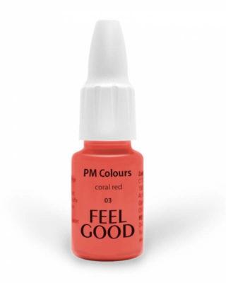 Пигмент Feelgood 03 Коралловый (03 coral red)