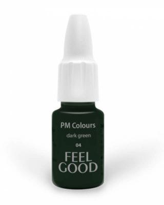 Пигмент Feelgood для век 04 Тёмно-зеленый (04 dark green)