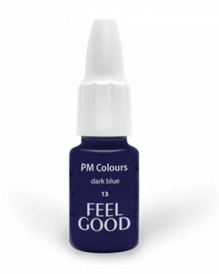 Пигмент Feelgood для век 13 Тёмно-синий (13 dark blue)