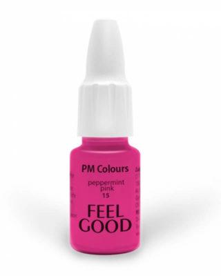 Пигмент Feelgood 15 Ярко-розовый (15 peppermint pink)