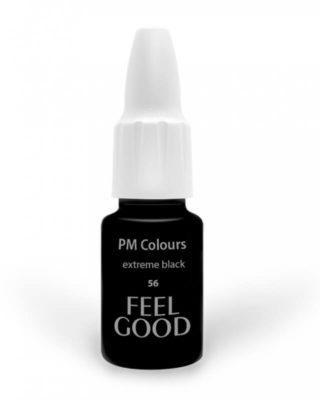 Пигмент Feelgood 56 Экстремально-чёрный - натуральный цвет (56 extreme black)